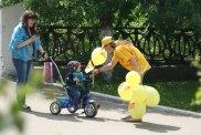 01.06.2016 Акция к Международному дню защиты детей
