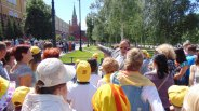 Экскурсия в Москве, организованная Председателем  Совета местного отделения Партии СПРАВЕДЛИВАЯ РОССИЯ в Киржачском районе Владимирской области Олегом Артемовым.