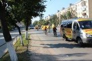 10 августа 2013 года. Велопробег Ковров - Суздаль в честь дня города Суздаля и Дня физкультурника.