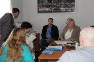 1 мая 2014 года.  Региональное отделение Партии СПРАВЕДЛИВАЯ РОССИЯ во Владимирской области. В Коврове.