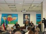 Выступление Миронова на конференции Союза Десантников