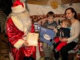 Новогодние поздравления детей-инвалидов, организованные членом Совета Федерации Антоном Беляковым