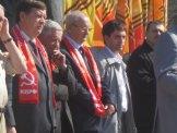 1 мая 2014 года.  Региональное отделение Партии СПРАВЕДЛИВАЯ РОССИЯ во Владимирской области. Митинг во Владимире.