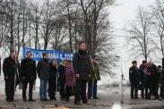 4 марта 2014. Митинг в поддержку соотечественников в Украине