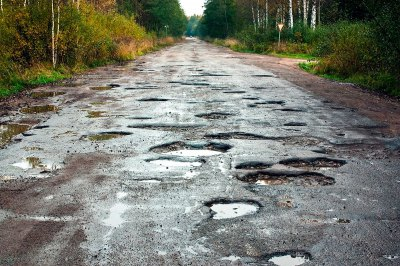 Якутских журналистов задержали за съемку сюжета о плохих дорогах.