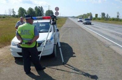 В 33 регионе посчитали пьяных водителей