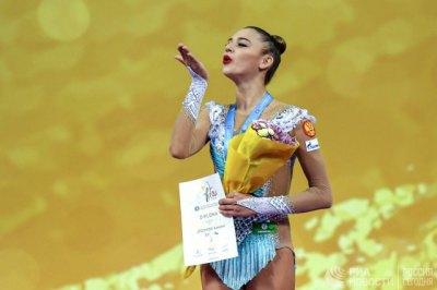 Гимнастка Александра Солдатова госпитализирована после попытки суицида