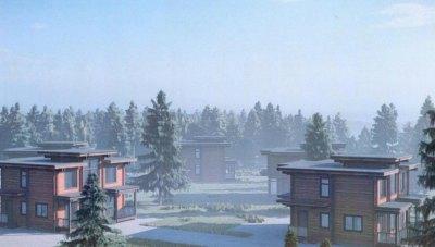 Появился проект коттеджного поселка для кировских чиновников на Черном озере