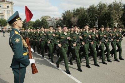 Забавный казус случился на днях с неким курсантом-четверокурсником некоего знаменитого российского военного вуза.