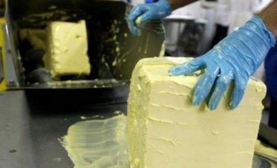 В Самаре предприниматель изготовил из 5 тонн сырья 30 тонн сливочного масла.
