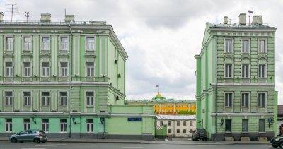Дом, разделённый войной в Москве