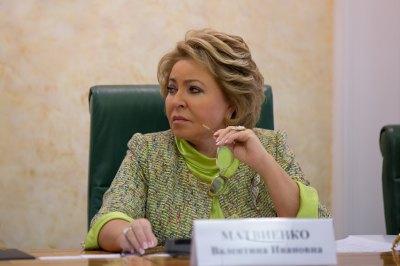 Совет Федерации одобрил поправки к Конституции
